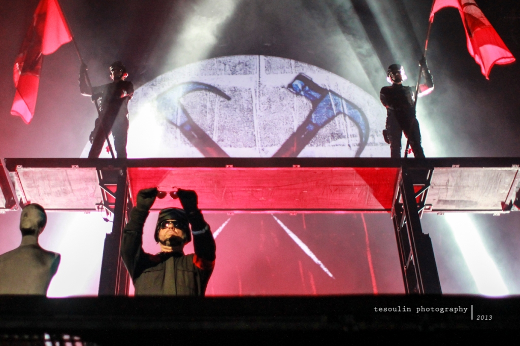 Tesoulin Photography - Roger Waters - The Wall -3