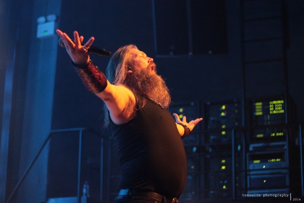 Tesoulin Photography - Amon Amarth -3