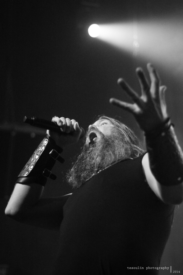 Tesoulin Photography - Amon Amarth -5