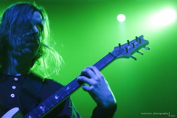 Opeth - tesoulin photography